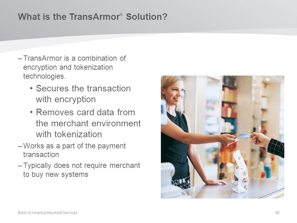 What is the TransArmor® Solution