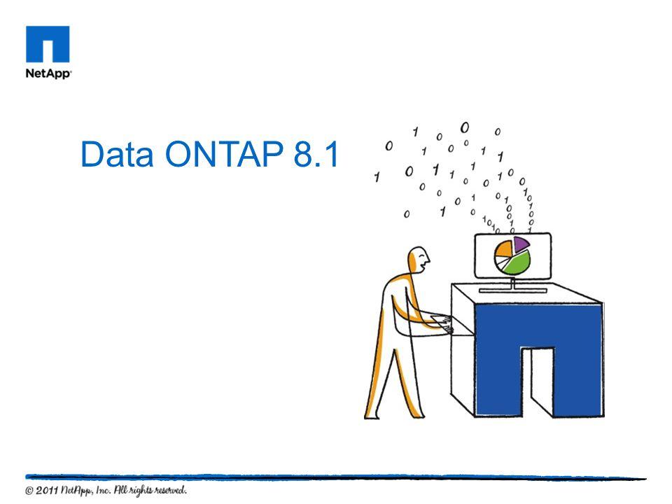 Data ONTAP 8.1