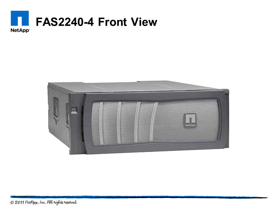 FAS2240-4 Front View
