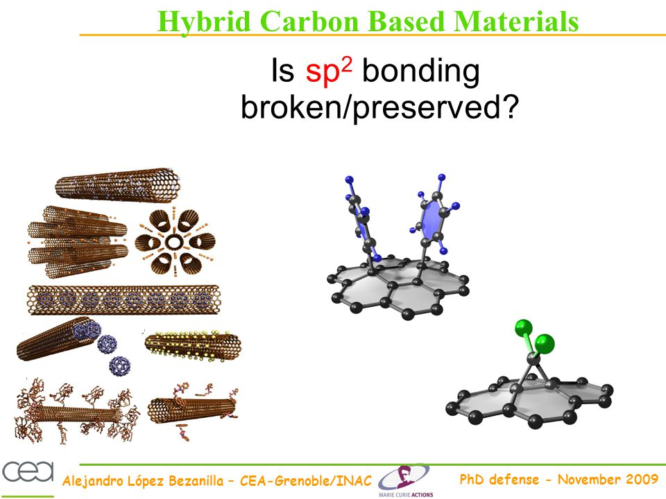 Hybrid Carbon Based Materials