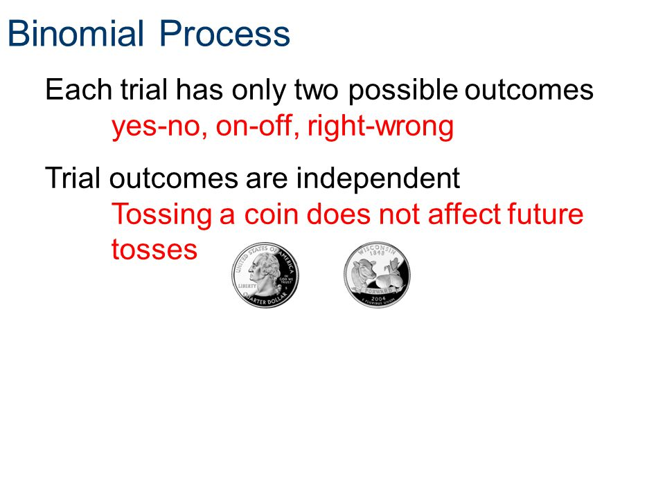Binomial Process Probability. Principles of EngineeringTM. Unit 4 – Lesson 4.1 - Statistics.