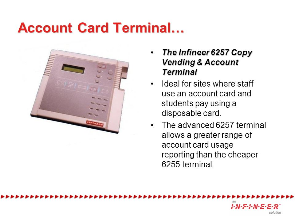 Account Card Terminal…