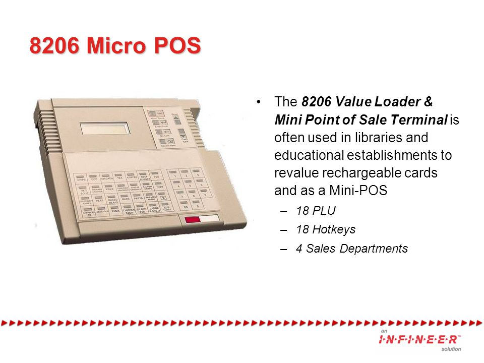 8206 Micro POS