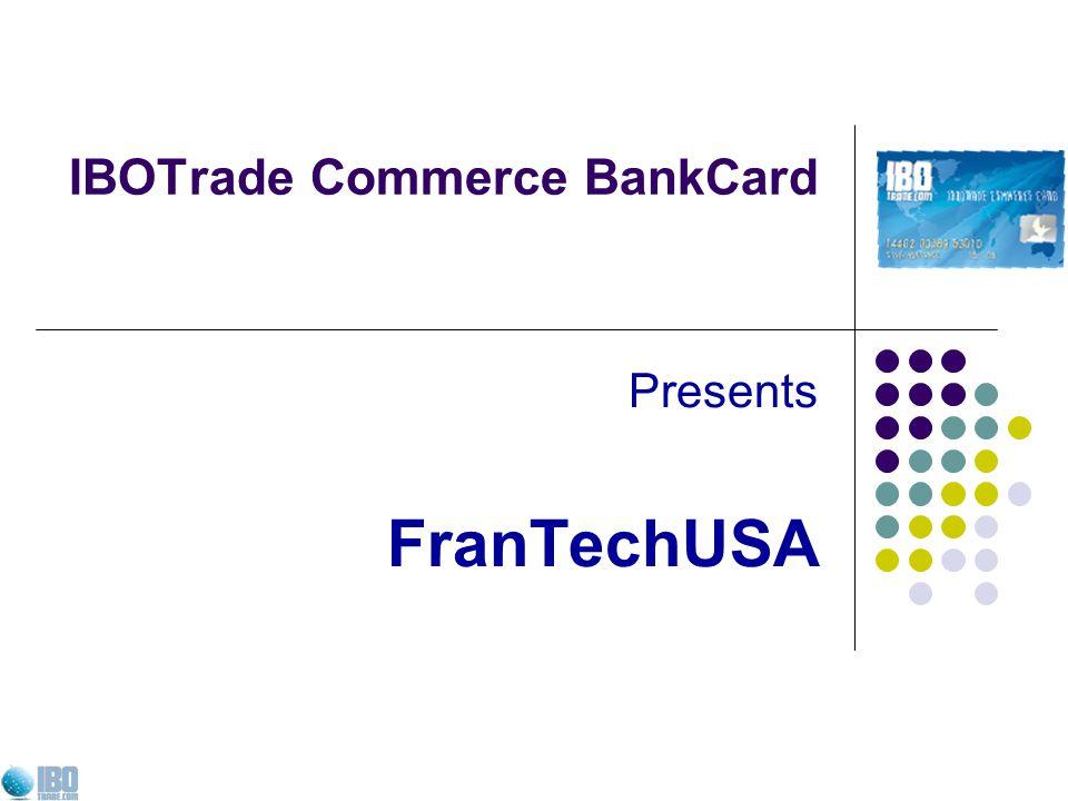IBOTrade Commerce BankCard