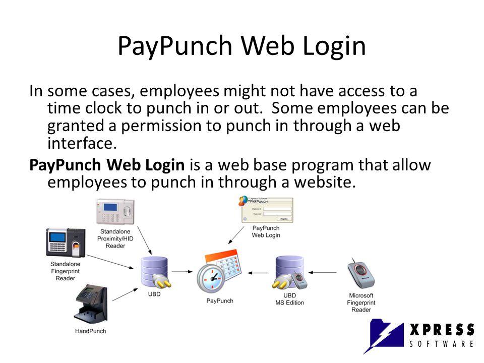 PayPunch Web Login
