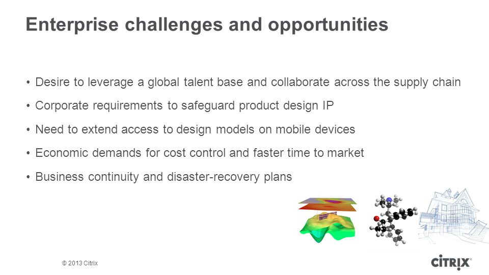 Enterprise challenges and opportunities