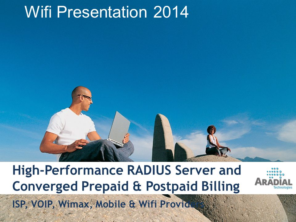 Wifi Presentation 2014