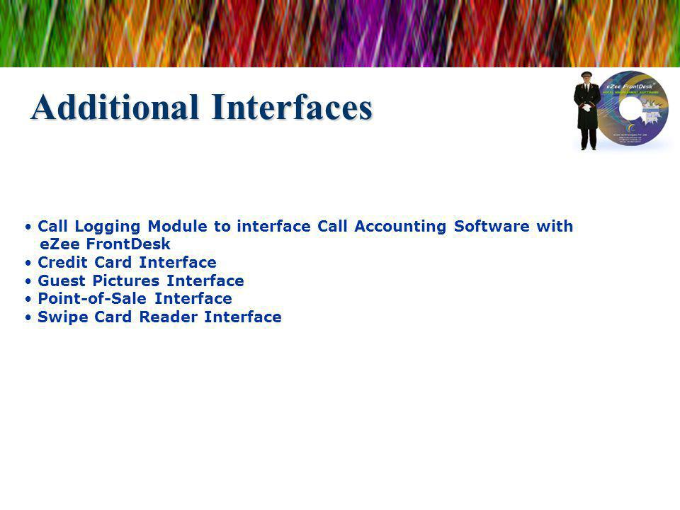Additional Interfaces