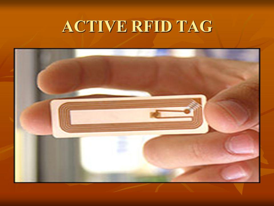 ACTIVE RFID TAG