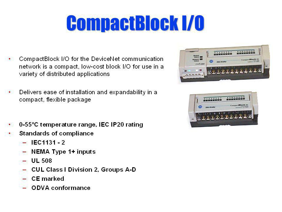 CompactBlock I/O