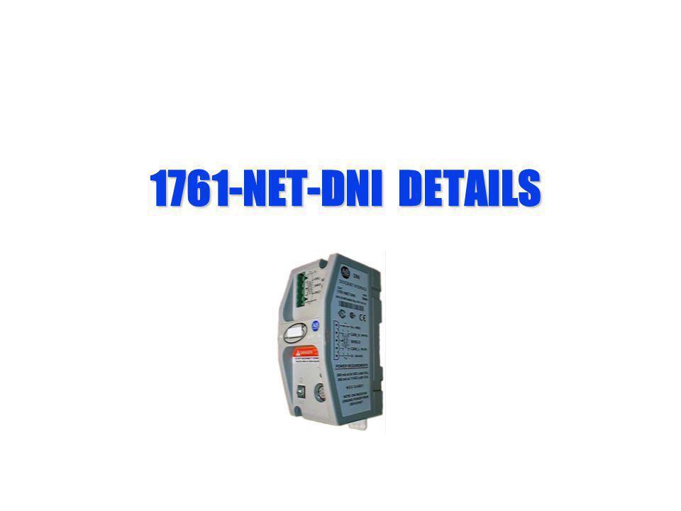 1761-NET-DNI DETAILS