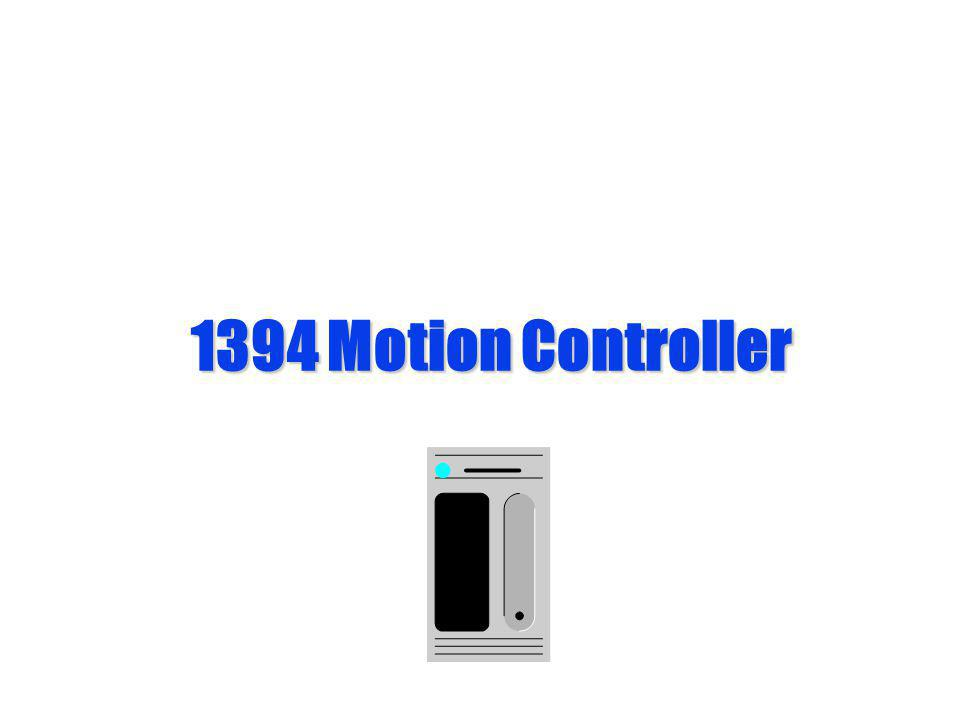 1394 Motion Controller