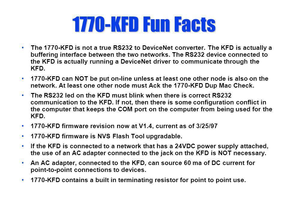 1770-KFD Fun Facts