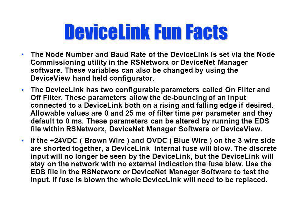 DeviceLink Fun Facts