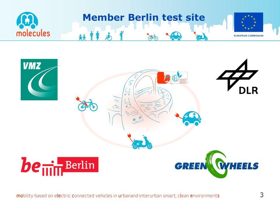 Member Berlin test site