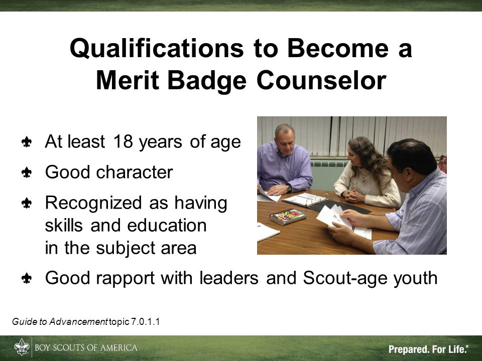 Qualifications to Become a