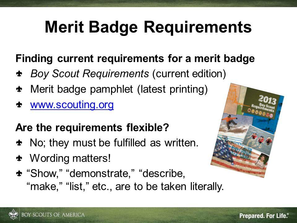 Merit Badge Counseling ppt download – Canoeing Merit Badge Worksheet