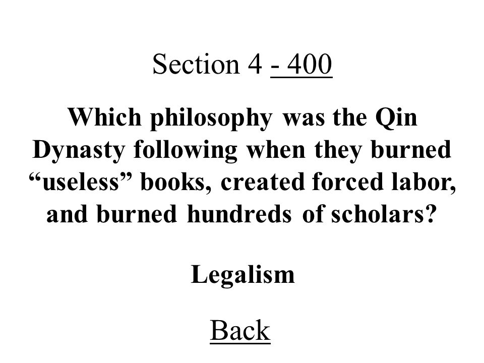 Section 4 - 400