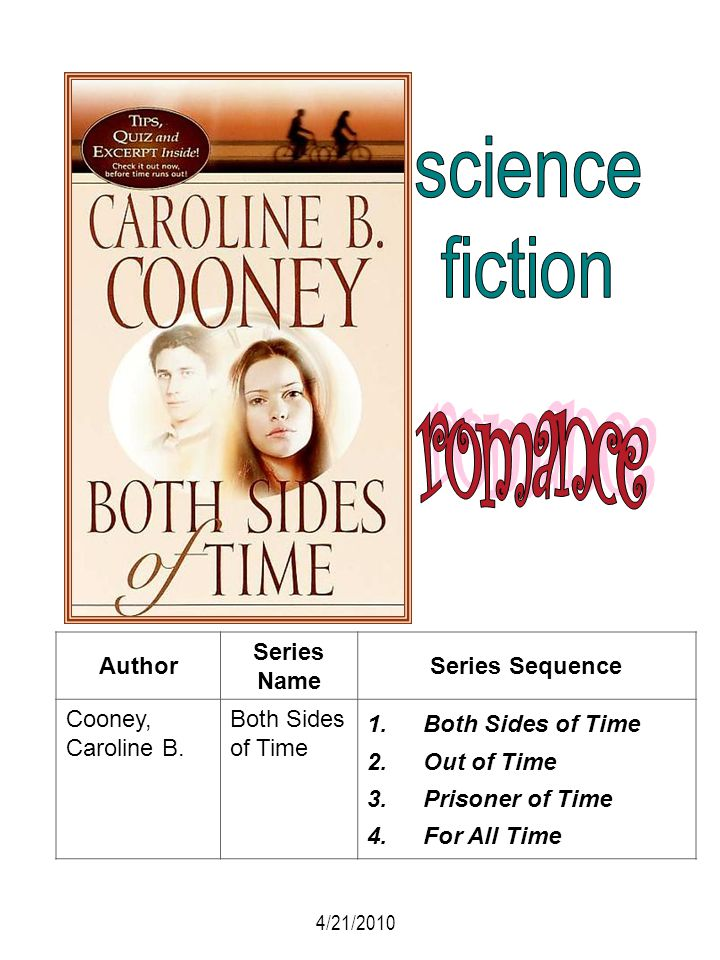 science fiction romance Author Series Name Series Sequence