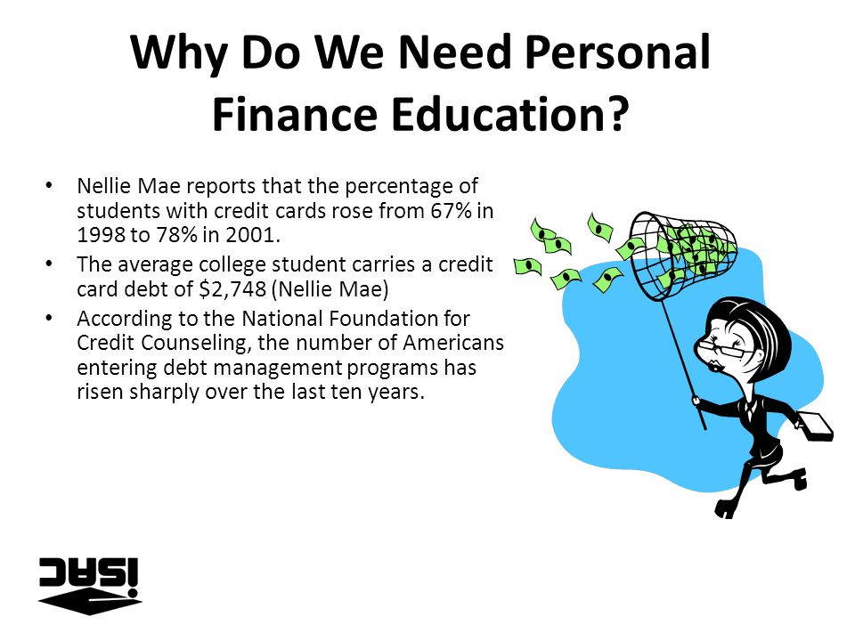 Why Do We Need Personal Finance Education