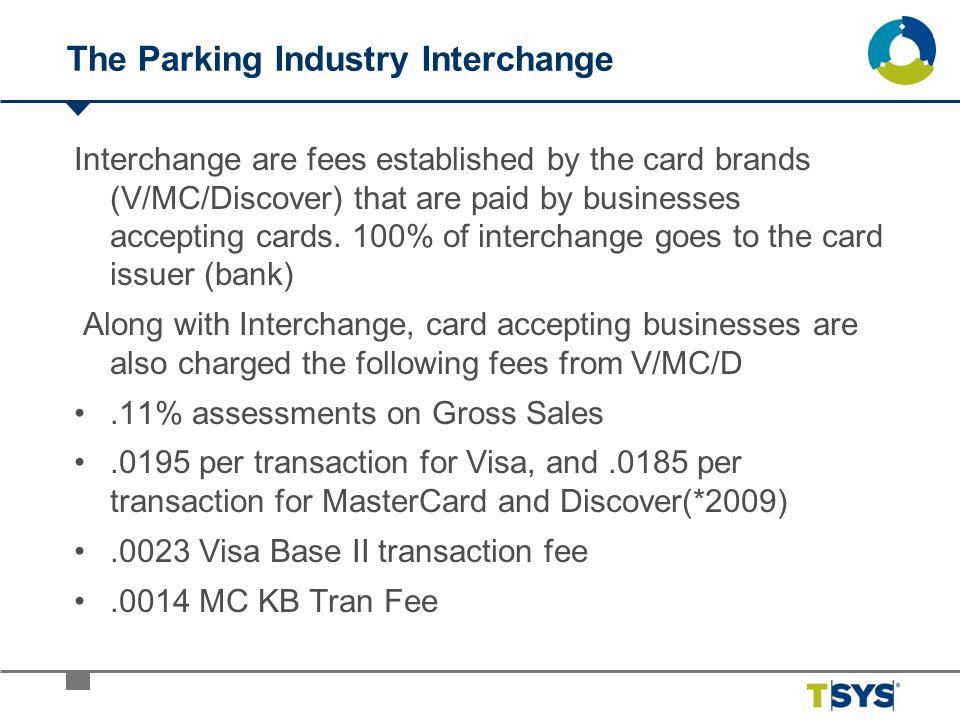 The Parking Industry Interchange