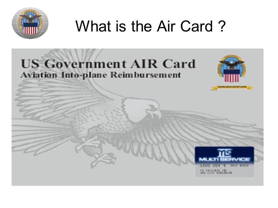 What is the Air Card