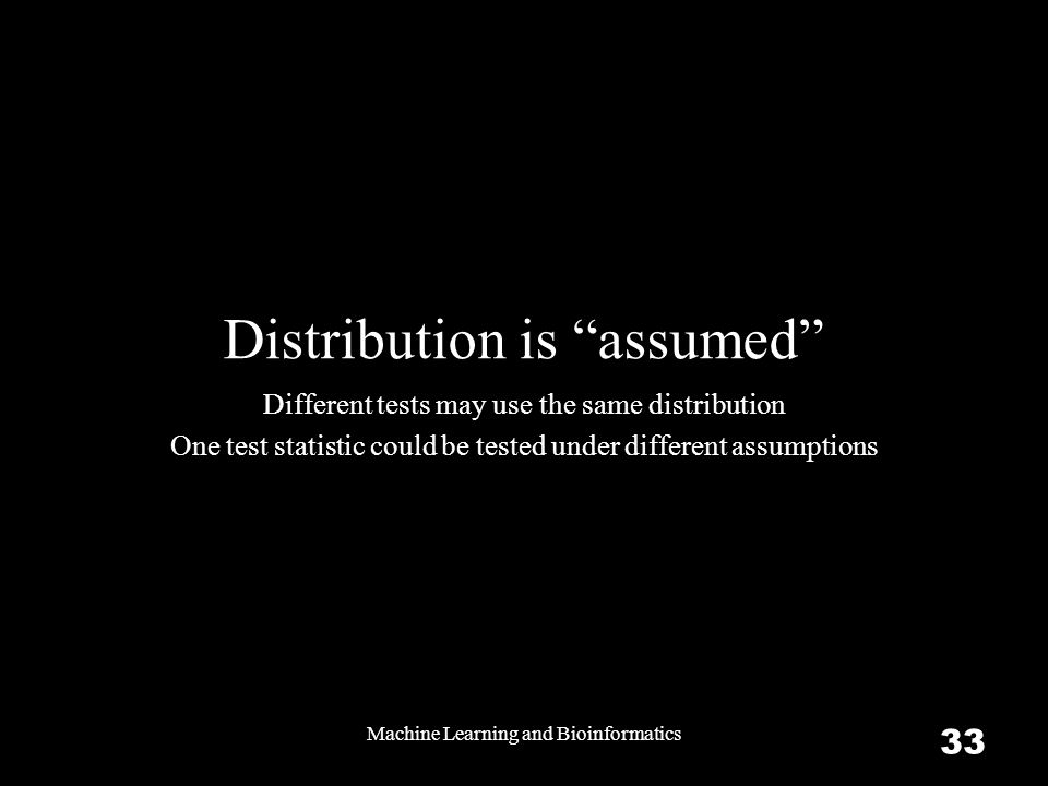 Distribution is assumed