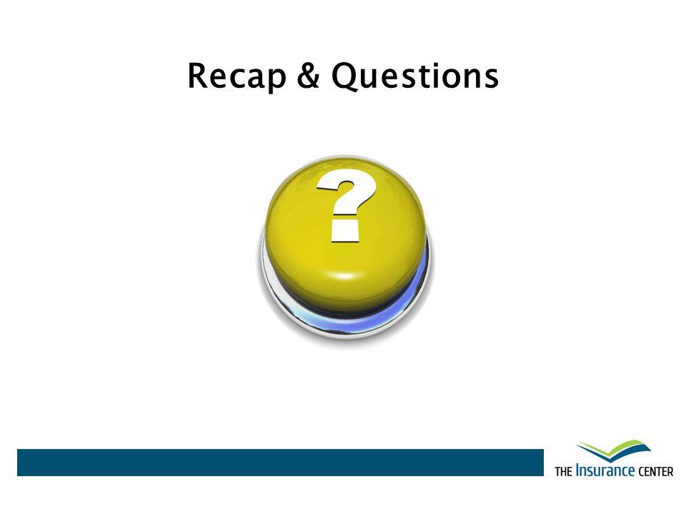 Recap & Questions