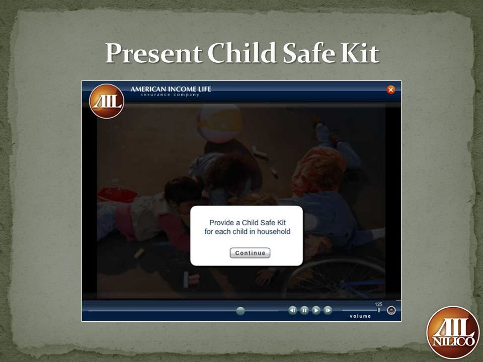 Present Child Safe Kit