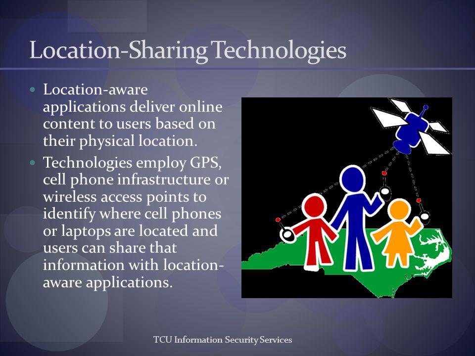 Location-Sharing Technologies