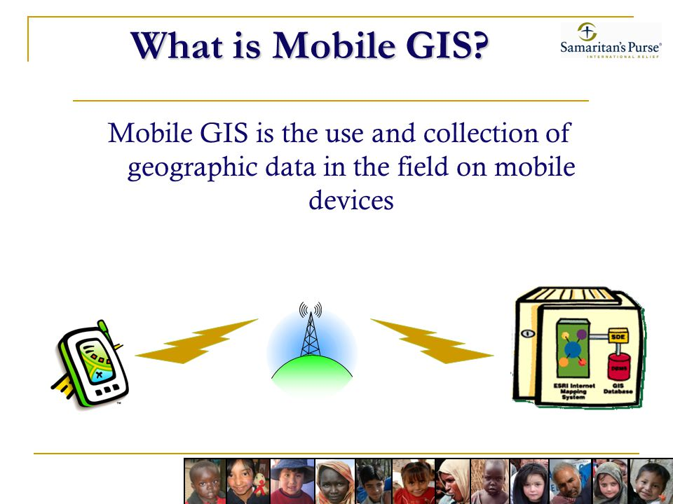 What is Mobile GIS.
