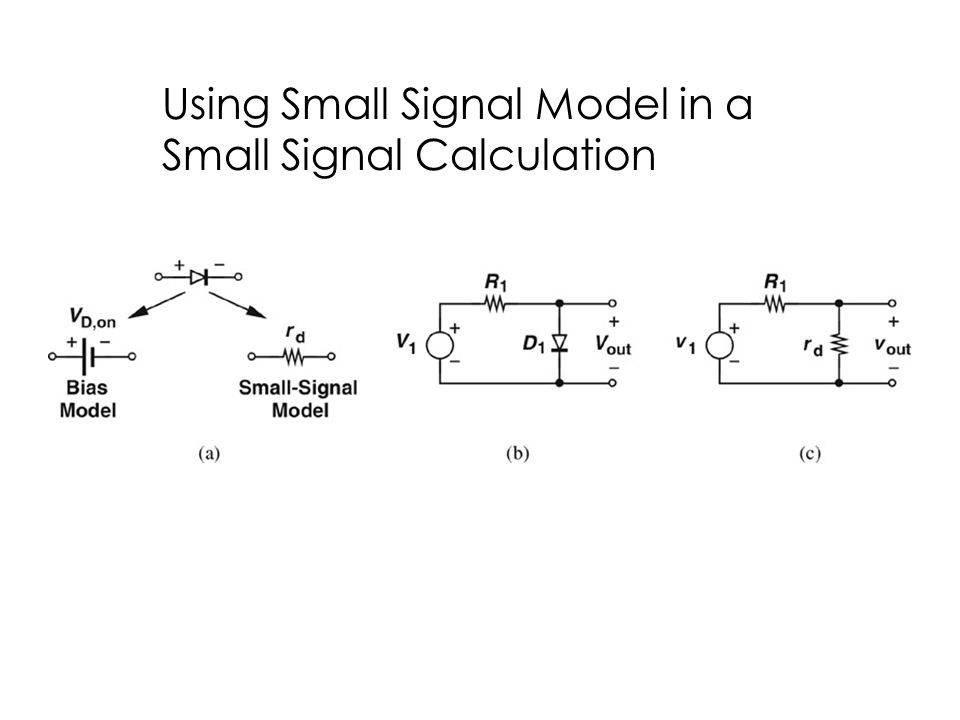 c03f22 Using Small Signal Model in a Small Signal Calculation