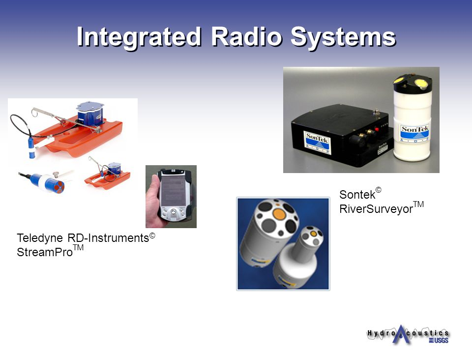Integrated Radio Systems