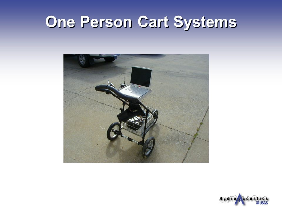 One Person Cart Systems