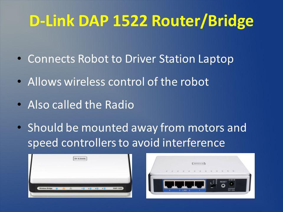 D-Link DAP 1522 Router/Bridge