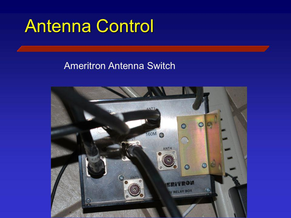 Ameritron Antenna Switch