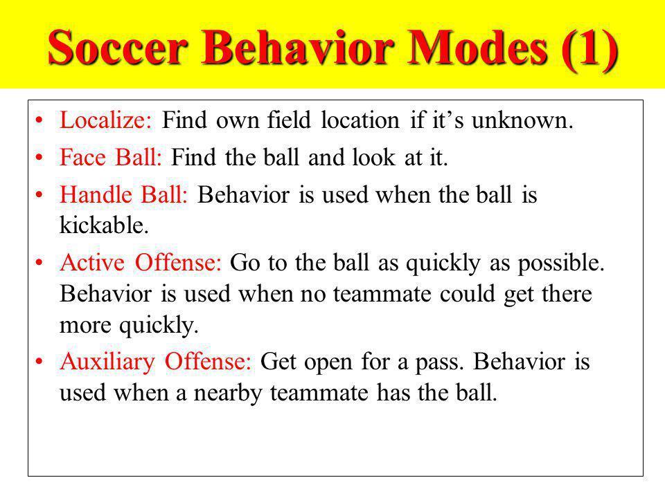 Soccer Behavior Modes (1)