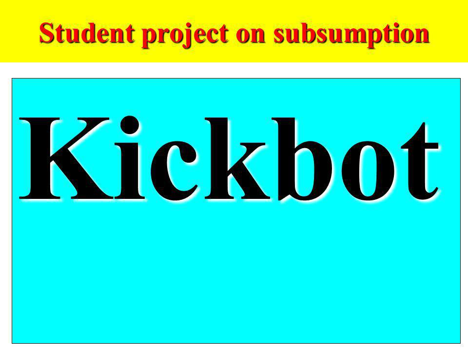 Student project on subsumption