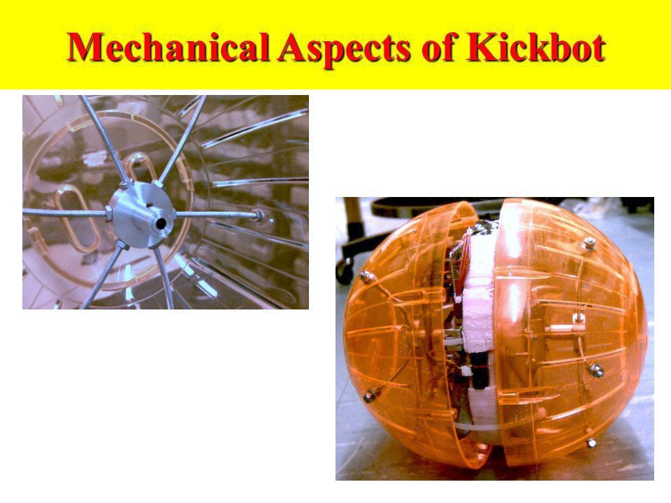 Mechanical Aspects of Kickbot