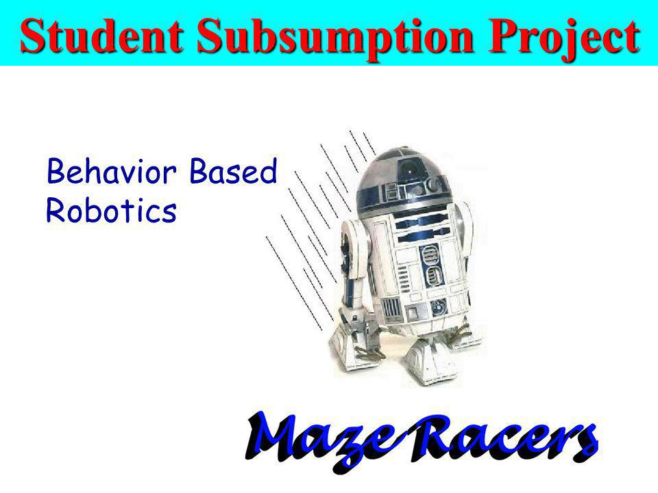 Student Subsumption Project
