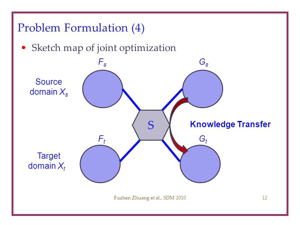 Problem Formulation (4)