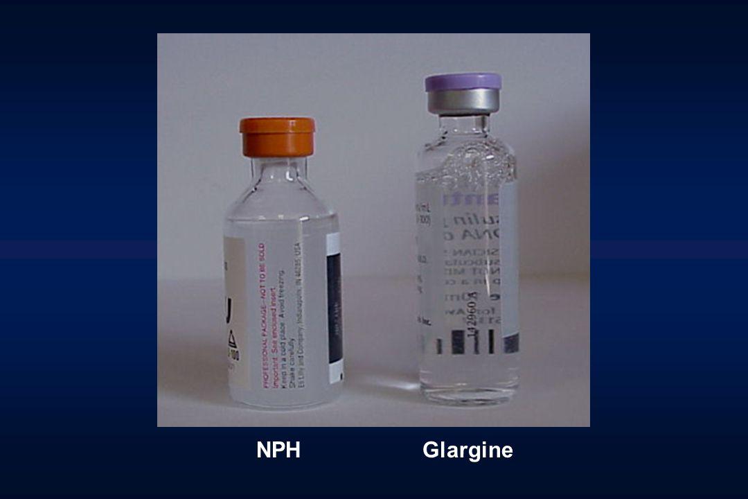 NPH Glargine