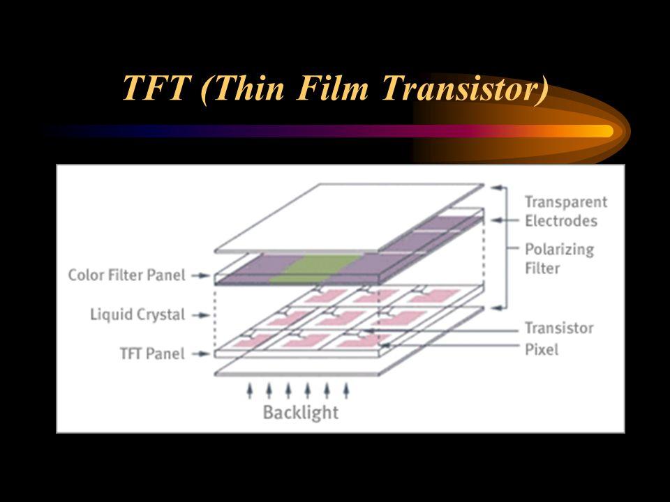 TFT (Thin Film Transistor)