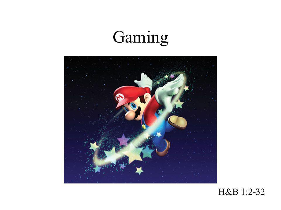 Gaming H&B 1:2-32