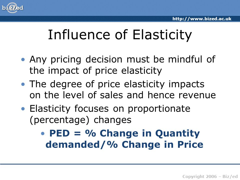 How Might Pricing Decisions Be Influenced by Knowledge of the Product Life Cycle?