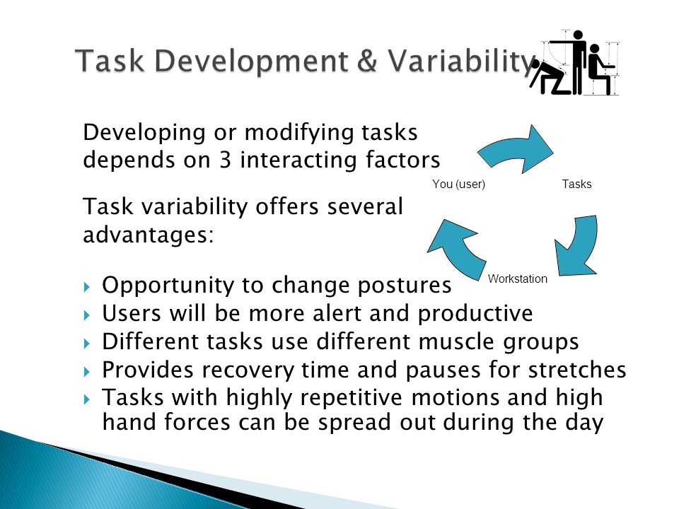 Task Development & Variability
