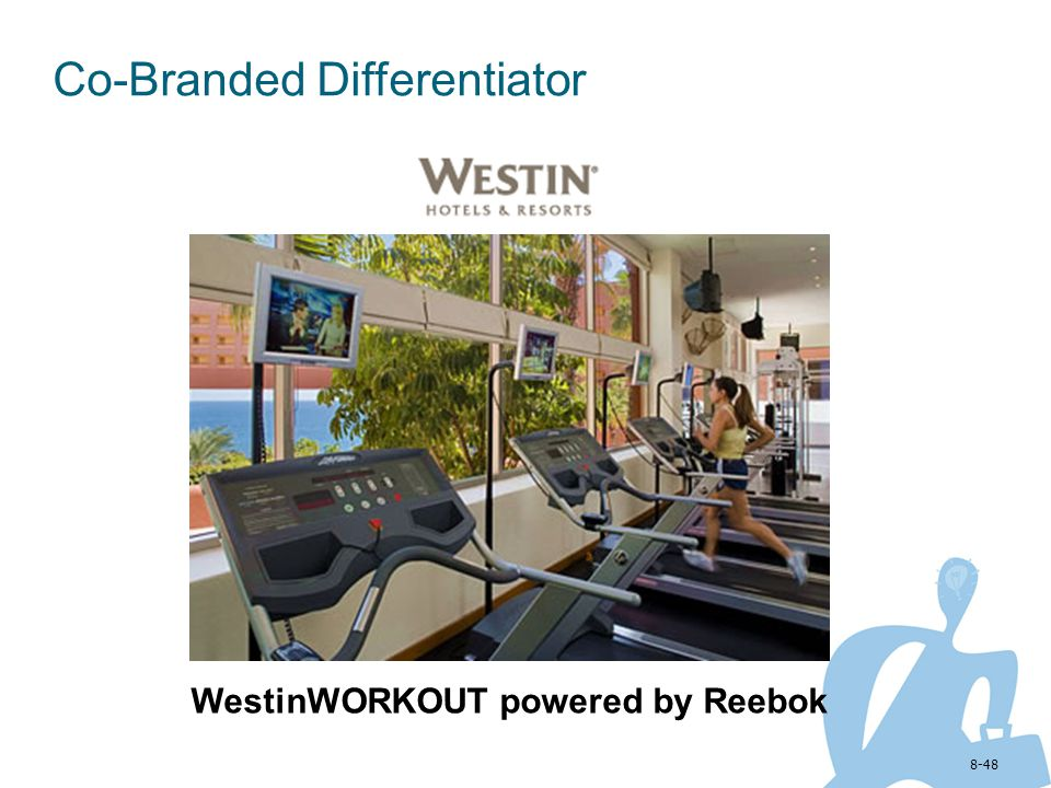 WestinWORKOUT powered by Reebok