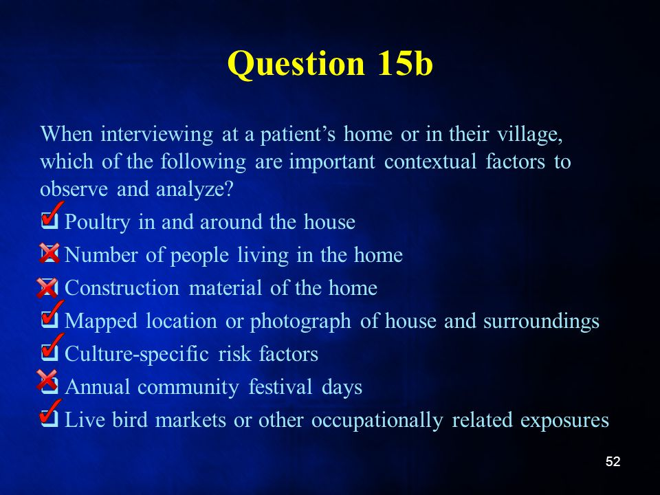Question 15b