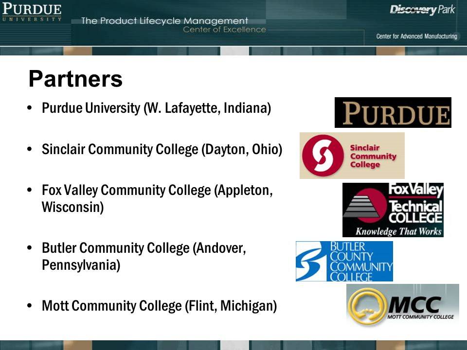 Partners Purdue University (W. Lafayette, Indiana)