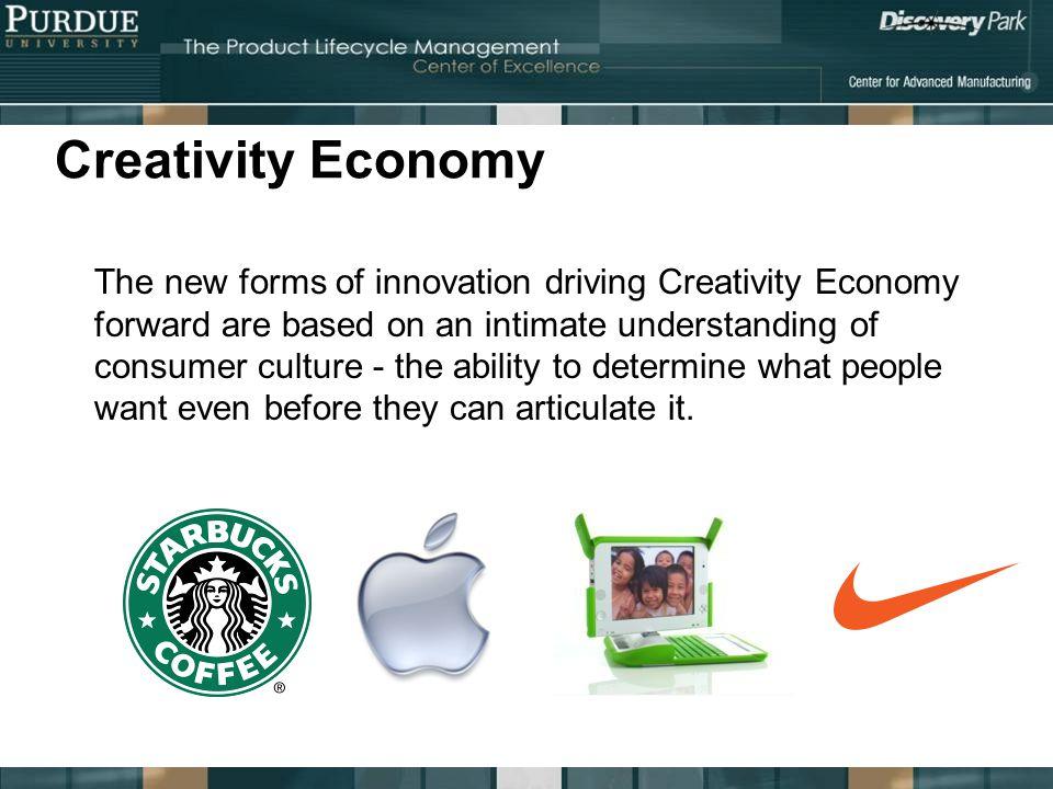 Creativity Economy